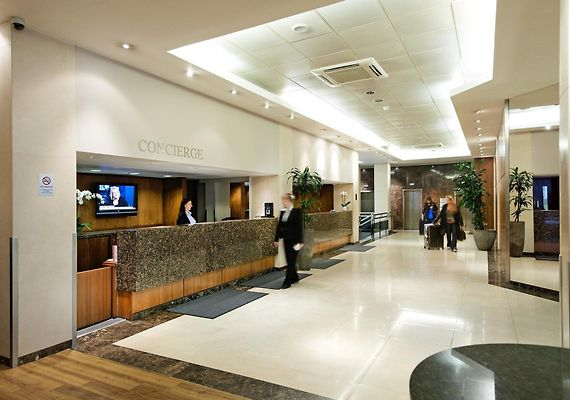 Central Park Hotel London Residential Accommodation In The Heart Of